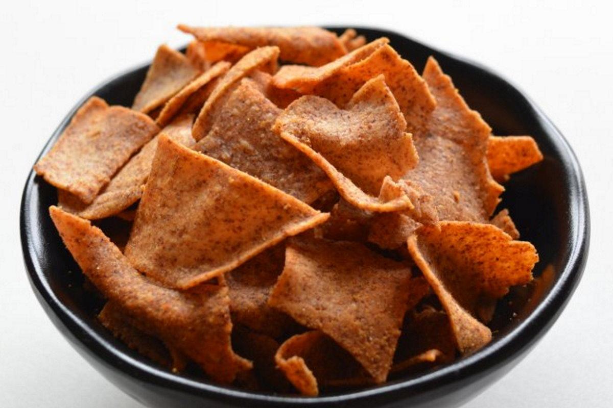 Ragi Chips - Healthy Dig